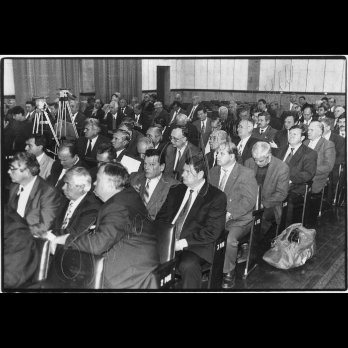 20.12.1996. Нарада з енергетики у Дніпропетровську