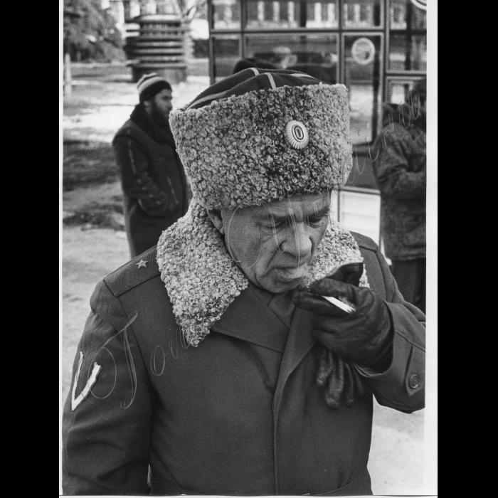 21.02.1997 А.П. Чеверков, генерал-майор - голова
