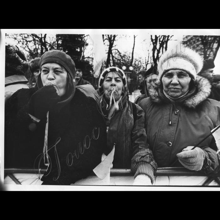 19.03.1997. Загальнодержавна акція протесту організації