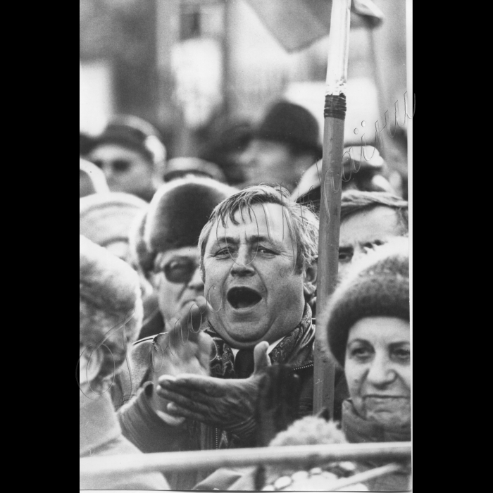 07.11.1997. Київ, річниця Жовтневої революції