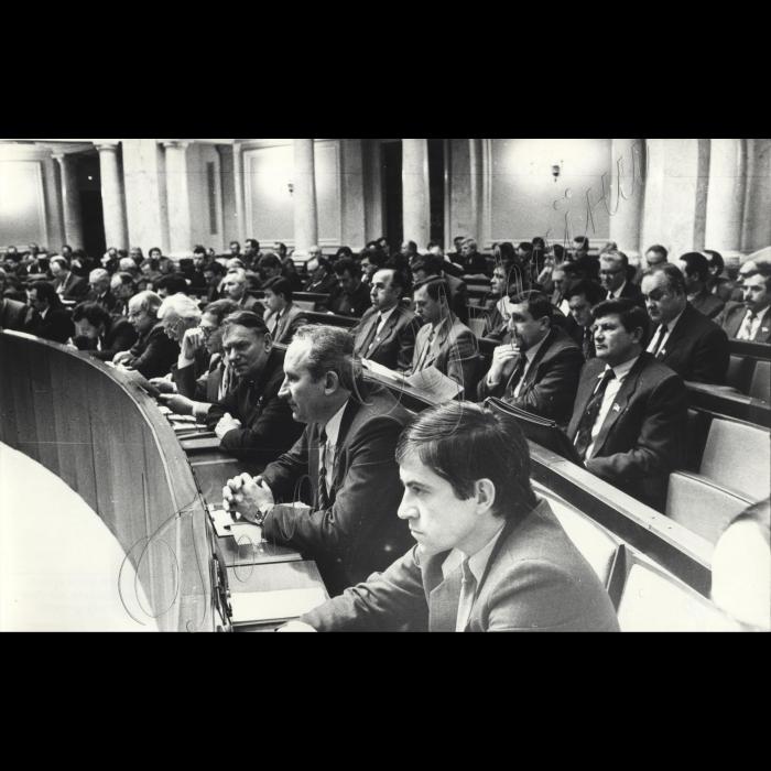 Пленарні засідання Верховної Ради УСРС - України