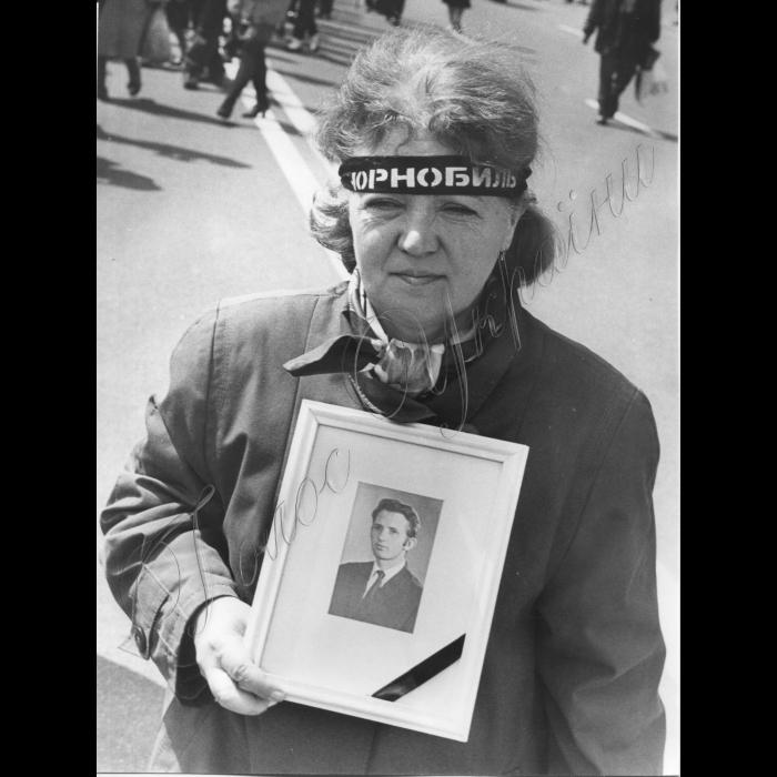 25.04.1999. Київ. Хрещатик.