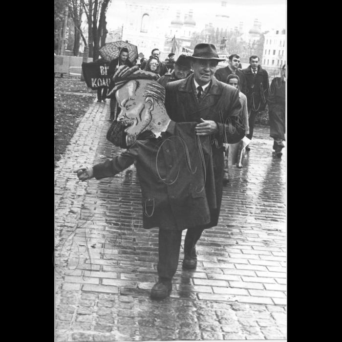 07.11.1999 Річниця Жовтневої революції  Рух