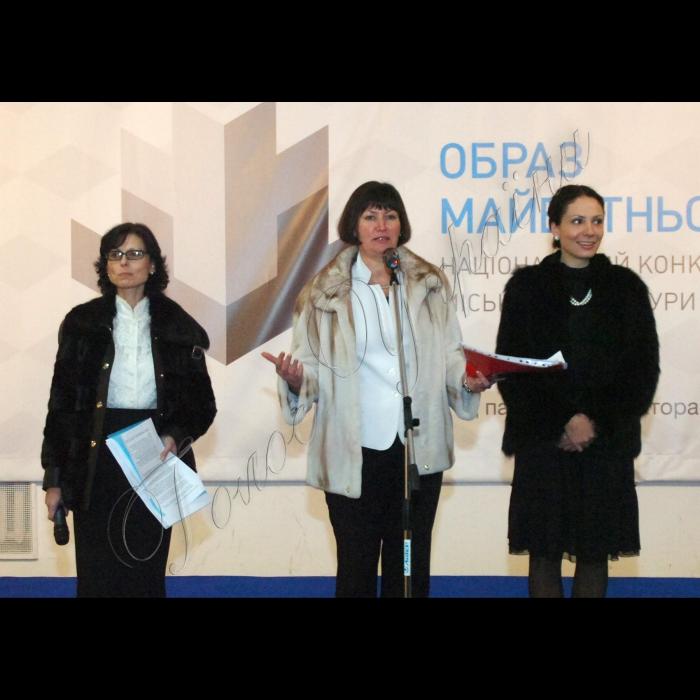 Київ, галерея «Лавра». Громадська ініціатива «Спільна мета» провела Національний конкурс міської скульптури. Нагородження переможців.