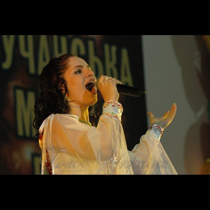 9 березня 2009 Буча Київської обл. Заключний тур Міжнародного телевізійного фестивалю «Прем'єра пісні».
