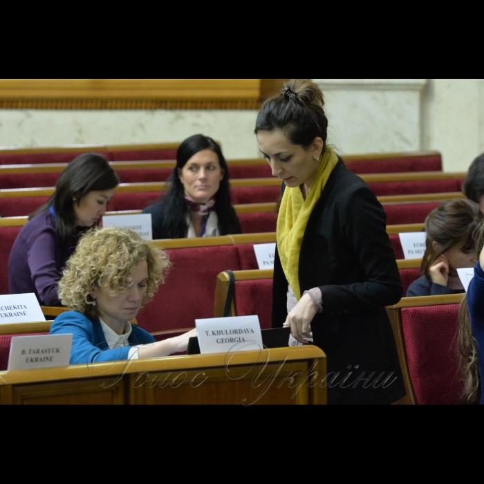 У Верховній Раді проходить пленарне засідання VI сесії Парламентської асамблеї ЄВРОНЕСТ, присвячене питанням кібербезпеки