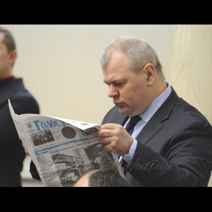 16 березня 2018 сесія Верховної Ради України. Микола Величкович НФю