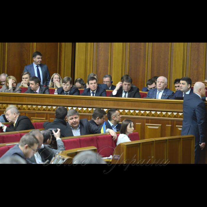 16 березня 2018 сесія Верховної Ради України.
