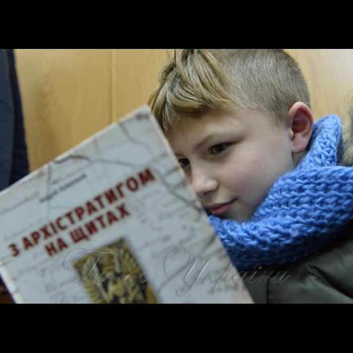 Презентація книжки прес-секретаря Голови Верховної Ради України Андрія Ковальова в Боярці Київської області