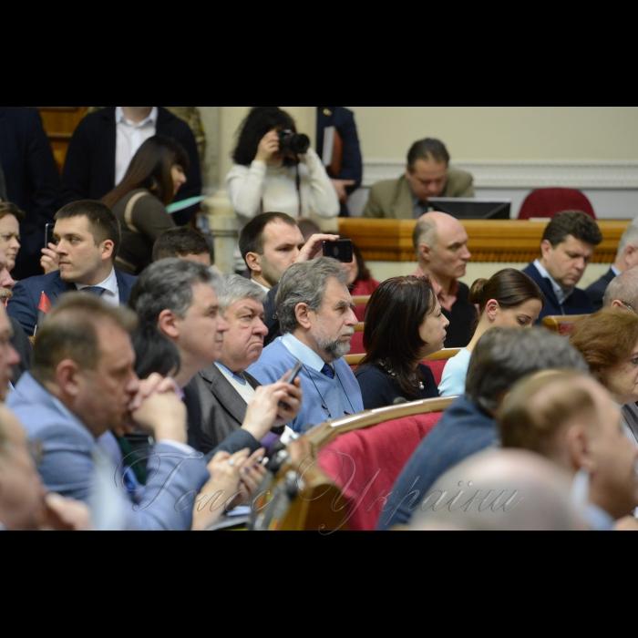 Парламентські слухання на тему: «Національна інноваційна система: стан та законодавче забезпечення розвитку» у Верховній Раді України.