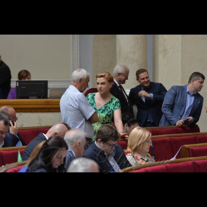 23 травня 2018 сесія Верховної Ради України. БПП Король Віктор, Продан Оксана.