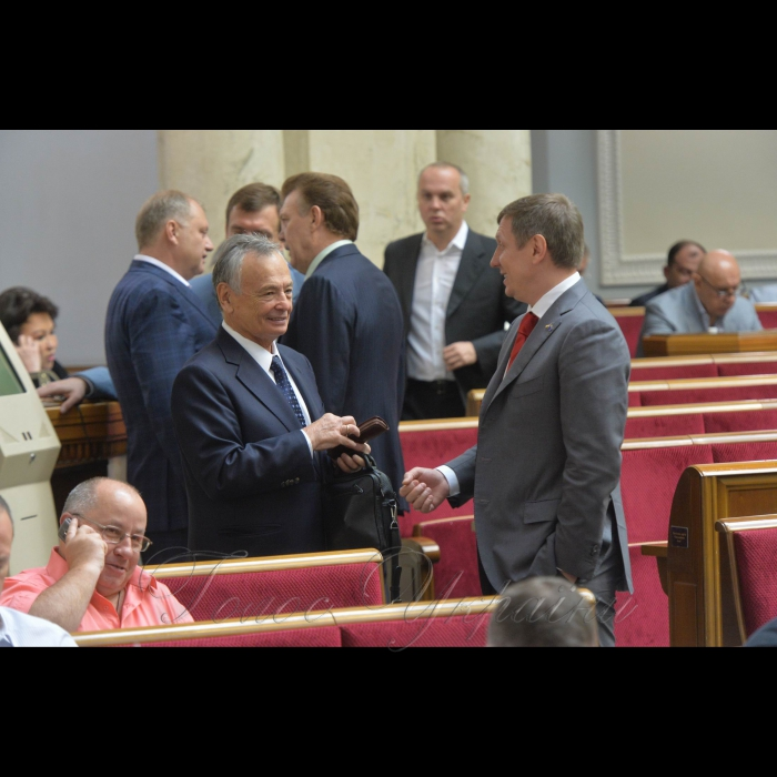 24 травня 2018 сесія Верховної Ради України. Юлій Іоффе-ОБ.