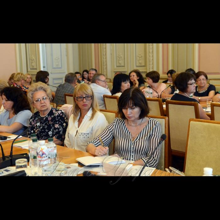 Комітет Верховної Ради України з питань охорони здоров'я спільно з Українською діабетичною федерацією провів засідання «круглого столу» на тему: «Цукровий діабет. Міжнародний досвід. Проблеми та можливості в Україні»
