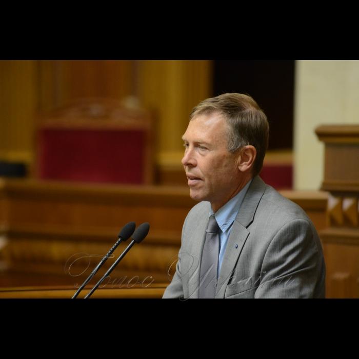 Сесія Верховної Ради України. Сергій Соболєв Б