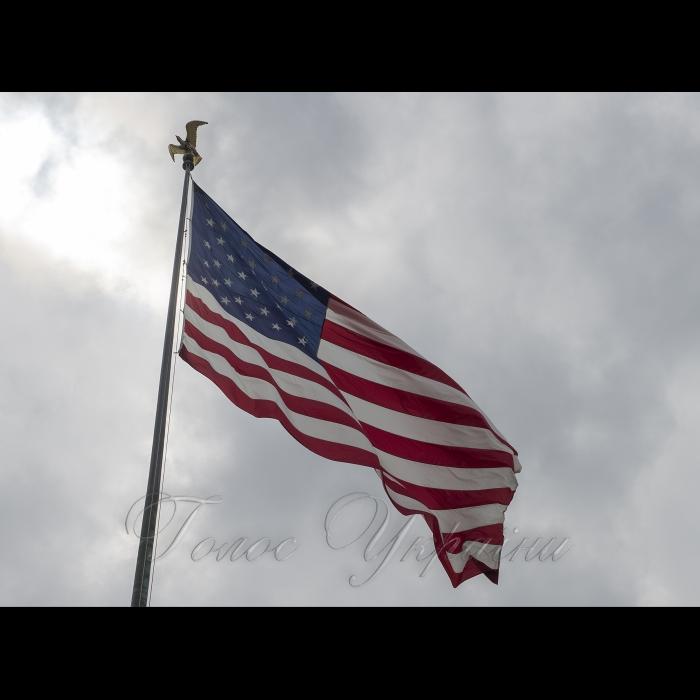 Робочий візит Голови Верховної Ради України Андрія Парубія  до Сполучених Штатів Америки.  Зустріч із Заступником Держсекретаря США з питань міжнародної безпеки та контролем за озброєннями Андреєю Томсон