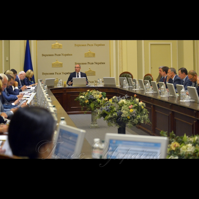 3 вересня 2018 погоджувальна рада