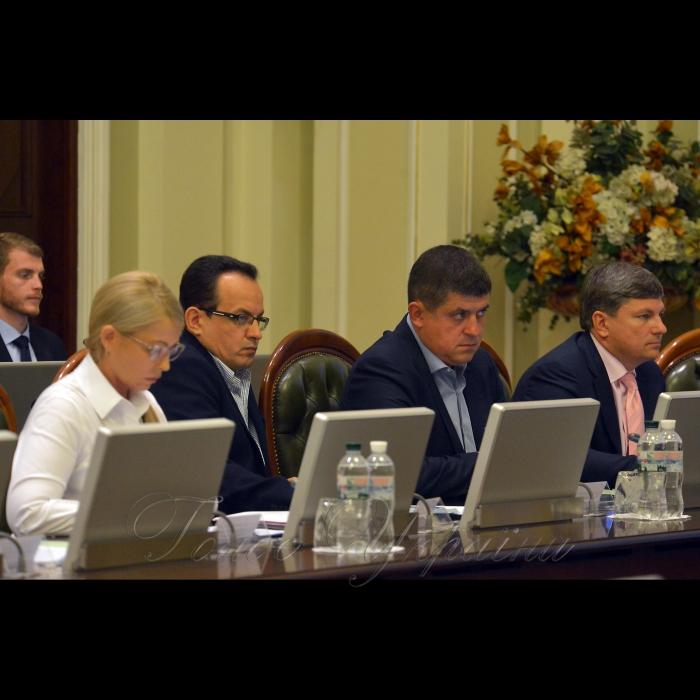 3 вересня 2018 погоджувальна рада Юлія Тимошенко (Б) Олег Березюк (САМ) Максим Бурбак (НФ) Артур Герасимов (БП)