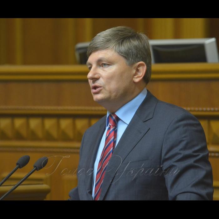 4 вересня 2018 урочисте відкриття дев'ятої сесії Верховної Ради України VIII скликання. Артур Герасимов БП.