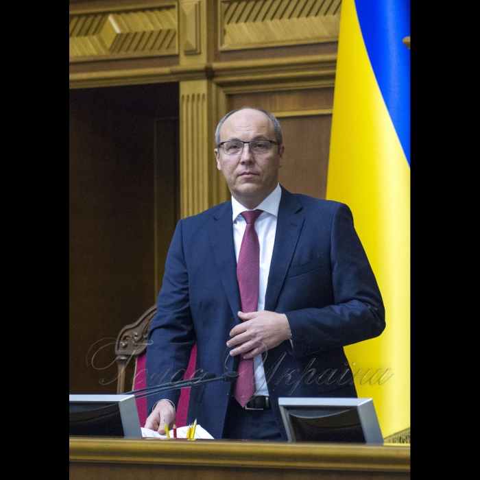 Звернення Президента України Петра Порошенка до Верховної Ради зі Щорічним посланням
