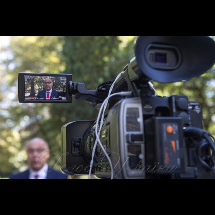 Підхід Голови Верховної Ради України Андрія Парубія до українських ЗМІ