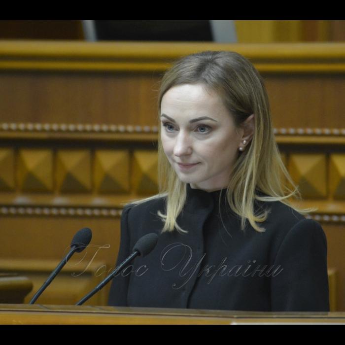 10  жовтня 2018 Парламентські слухання на тему: «Запобігання та протидія дискримінації жінок з вразливих соціальних груп». Ірина Суслова.
