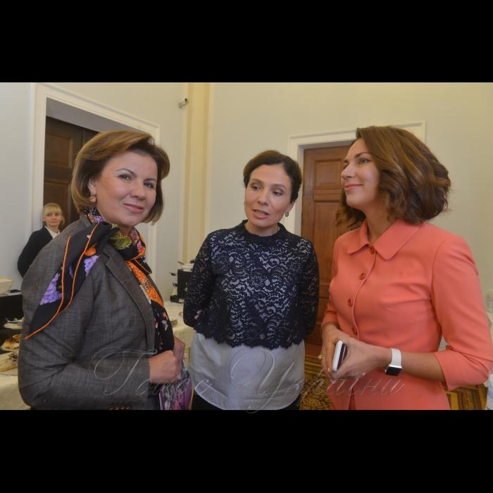 11 ЖОВТНЯ 2018 конференція з нагоди відзначення Всесвітнього дня дівчат. У цей день близько 3 тис. студенток та старшокласниць з усього світу одночасно зустрінуться з жінками - політичними лідерами у парламентах своїх країн та Європарламенті, щоб перейняти їх досвід. Українські дівчата відвідають Верховну Раду та матимуть можливість познайомитися з жінками - народними депутатами з різних фракцій.  Голова ГО «За демократію через право» Марина Ставнійчук, народні депутати Наталія Агафонова та Юлія Льовочкіна.