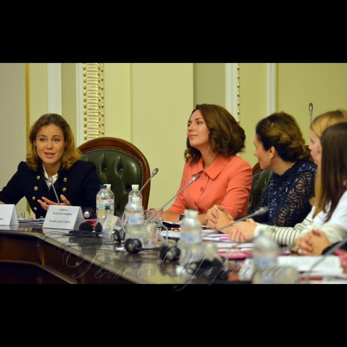 11 ЖОВТНЯ 2018 конференція з нагоди відзначення Всесвітнього дня дівчат. У цей день близько 3 тис. студенток та старшокласниць з усього світу одночасно зустрінуться з жінками - політичними лідерами у парламентах своїх країн та Європарламенті, щоб перейняти їх досвід. Українські дівчата відвідають Верховну Раду та матимуть можливість познайомитися з жінками - народними депутатами з різних фракцій. Народні депутати Наталія Королевська, Наталія Агафонова.