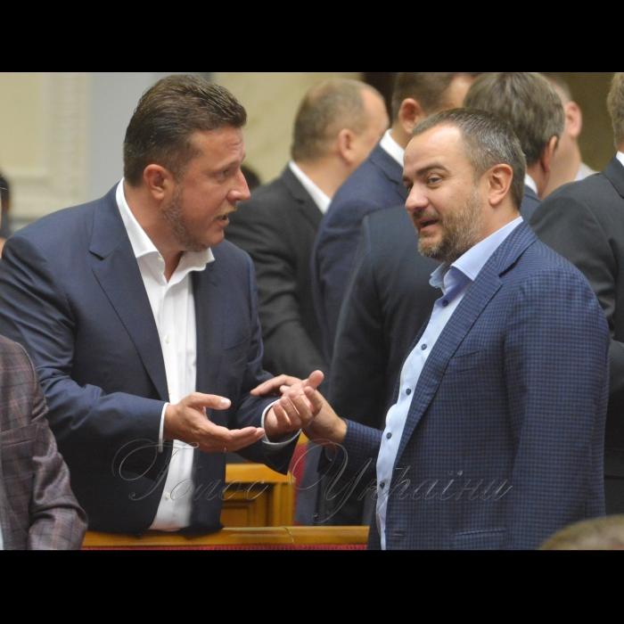 18 жовтня 2018 пленарне засідання Верховної Ради України. Антон Яценко ВІДРО., Андрій Павелко БП.