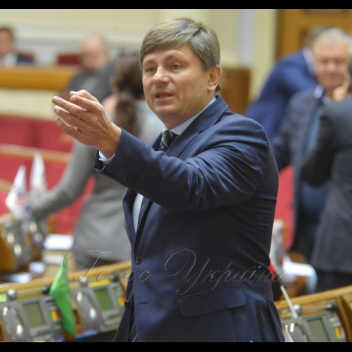 7 листопада 2018 пленарне засідання Верховної Ради України.  Артур Герасимов БП.