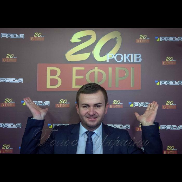 20 листопада 2018 парламентський телеканал «Рада». Володимир Лех директор парламентського телеканалу «Рада».
