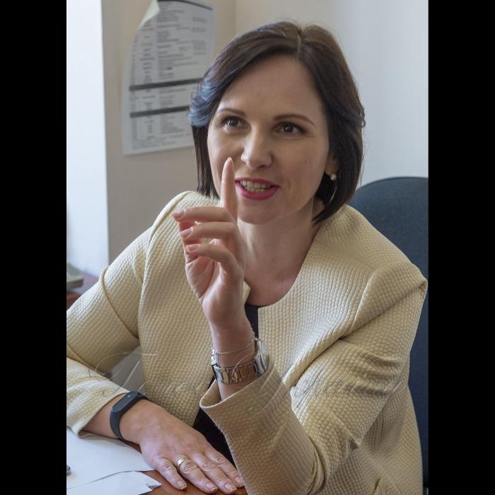 20 листопада 2018 парламентський телеканал «Рада». Наталья Андрощук - журналіст Парламентского каналу