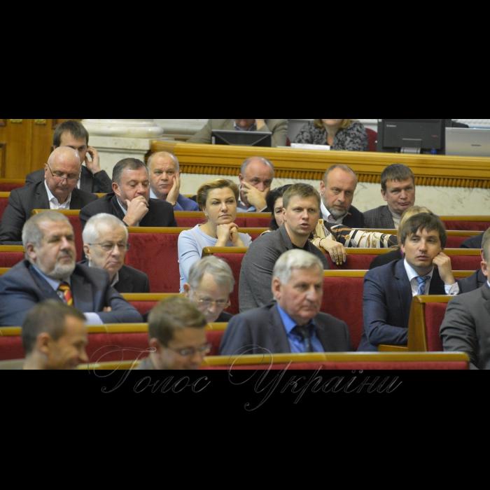 22 листопада 2018 Пленарне засідання Верховної Ради України. Вечірнє засідання. Прийнято Постанову