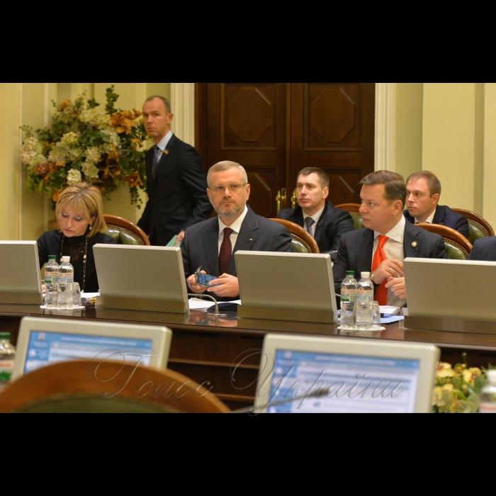 15 січня 2019 погоджувальна рада Верховної Ради України.