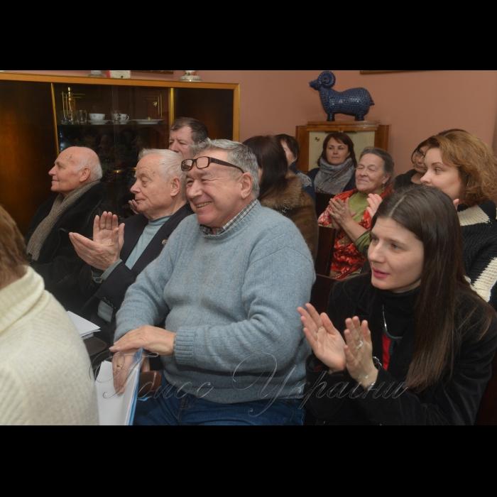 24 січня 2019 у музеї Максима Рильського відбулася презентація книги Івана Малковича - переклад гоголівської «Ночі перед Різдвом». Максим Рильський, онук письменника Максима Рильського.