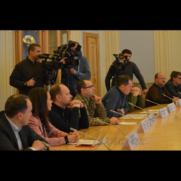 27 січня 2019 комітет Верховної Ради України з питань соціальної політики, зайнятості та пенсійного забезпечення провів чергове засідання робочої групи з метою вивчення ситуації, яка виникла у Клінічному санаторії «Лермонтовський».