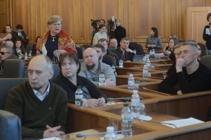 19 лютого 2019 у Верховній Раді України відбувся
