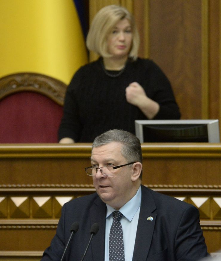 1 березня 2019 пленарне засідання Верховної Ради України. А.Парубій повідомив, що у сесійні залі присутні члени Кабінету Міністрів. Розпочалася
