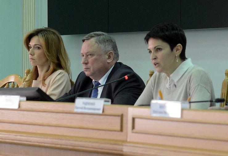 15 березня 2019 засідання ЦВК – Центральної виборчої комісії.