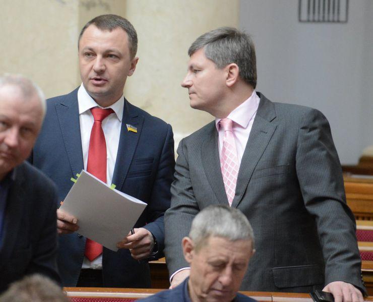20 березня 2019 засідання ВР України. Тарас Кремінь БП, Артур Герасимов БП.