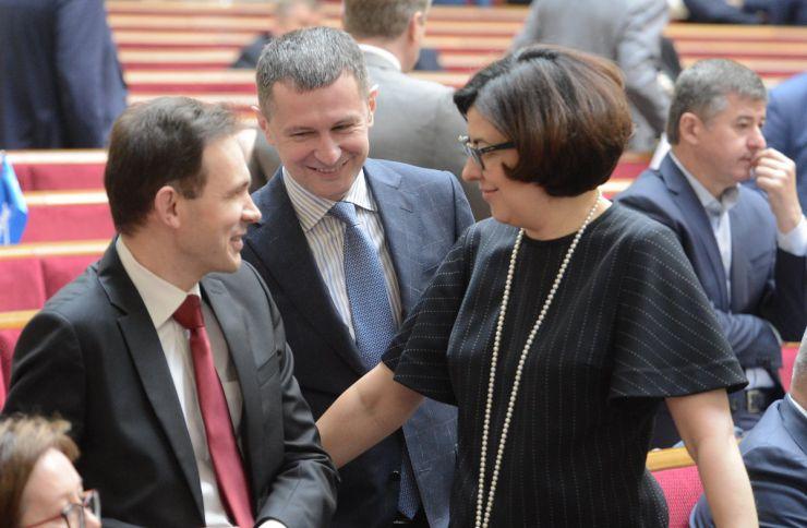 14 травня 2019 пленарне засідання Верховної Ради України. Прийнято за основу проект Закону