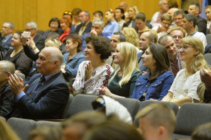 16 травня 2019 відкриття 13 Всеукраїнського фестивалю науки.
