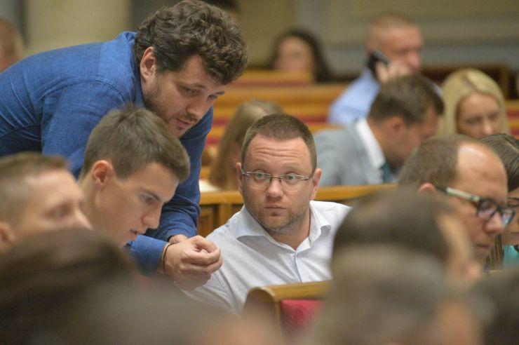 Ранкове засідання Верховної Ради
