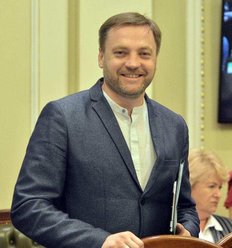 Погоджувальна рада Денис Монастирський