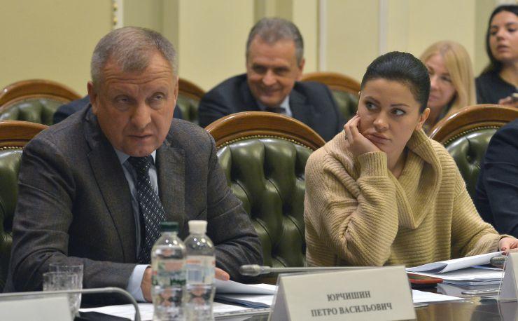 Засідання Комітету ВР з питань аграрної та земельної політики. Члени комітету Петро Юрчишин Маргарита Шон