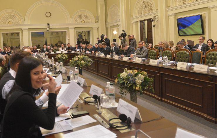 Комітет Верховної Ради України з питань аграрної та земельної політики провів комітетські слухання на тему: «Концепція державної підтримки сільгосптоваровиробників в рамках реалізації аграрних реформ».