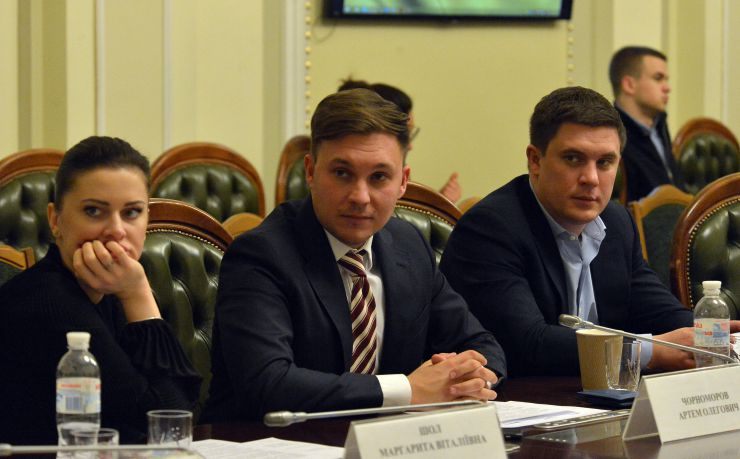 Позачергове засідання Комітету Верховної Ради України з питань аграрної та земельної політики
