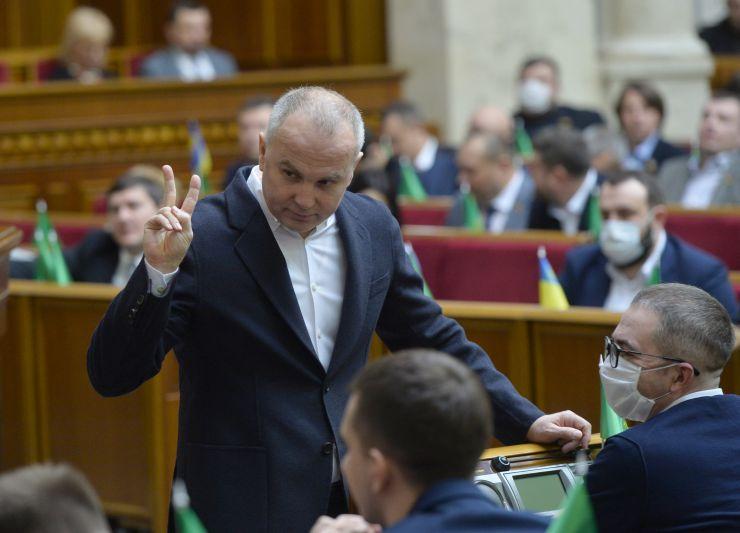 Позачергове пленарне засідання Верховної Ради України. Нестор Шуфрич