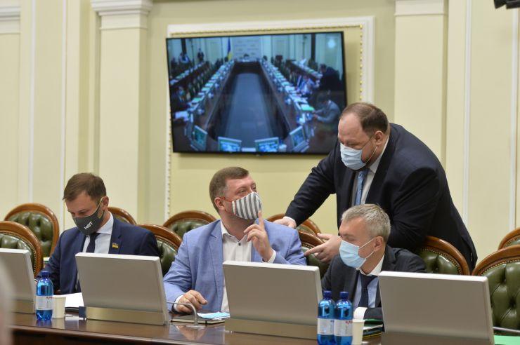 Погоджувальна рада у Верховній Раді України. Стефанчук