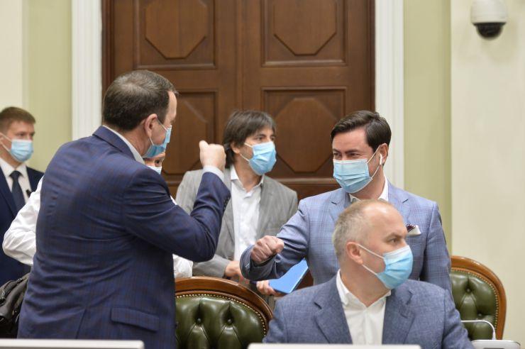 Погоджувальна рада у Верховній Раді України. Штучний