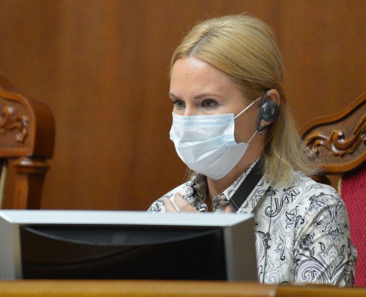 Пленарне засідання Верховної Ради України
